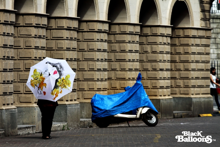 Handpainted Umbrella